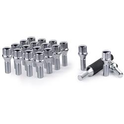 Lug Bolt Kits - Chrome
