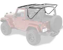 Bestop Replacement Soft Top Hardware Factory Style Bows