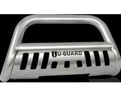 U-Guard Bull Bar - Stainless Steel