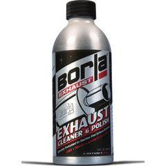 Borla Exhaust Cleaner And Polish