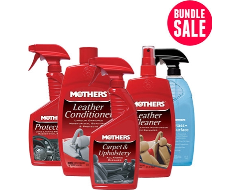 Mother's Car Interior Cleaning Bundle