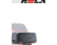Rola Adventure System Hitch Cargo Carrier