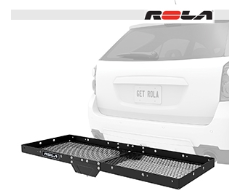 Rola Packer Pro Hitch Cargo Carrier