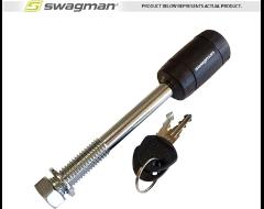 """Swagman Anti-Rattle Threaded 5/8"""" Locking Hitch Pin"""