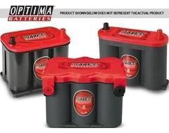 Optima REDTOP Batteries