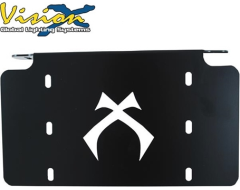 Vision X Lighting License Plate LED Light Bracket