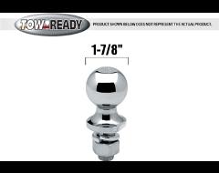 "Tow Ready 1-7/8"" Diameter Trailer Hitch Ball"
