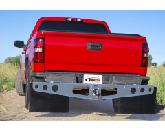 Access Rockstar Hitch Mounted Mud Flaps - Smooth Mill