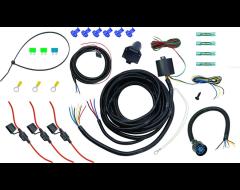 Tekonsha Universal 7-Way Vehicle Wiring Prep Kit
