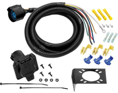 Tow Ready Universal USCAR 7-Way Pigtail Wiring Harness