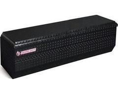 Weatherguard Utility Chest Tool Box - Glossy Black Aluminum