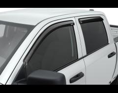 Stampede Carbon Fiber Tape-On Window Visor