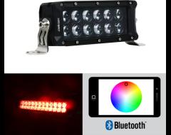Uni-Bond Scorch Series RGB Color Changing LED Light Bars