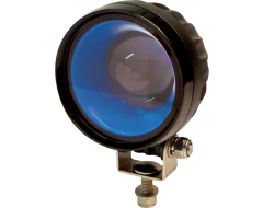 Ecco LED Blue Arrow Spot Beam Work Lamp