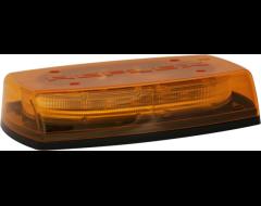 Ecco Reflex LED Mini Lightbar - Amber Lens