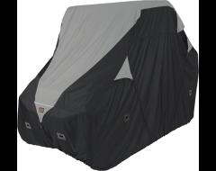 Classic Accessories UTV Deluxe Storage Cover - Black and Grey
