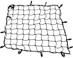 Lund Cargo Net for Hitch Mounted Carrier