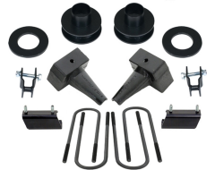 ReadyLift 2.5 in. Front Leveling Kit Stage II Coil Spacers