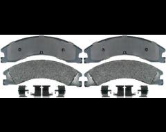 Raybestos Medium Duty Specialty Metallic Disc Brake Pads