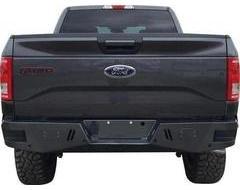 TrailFX Light Duty Rear Bumper