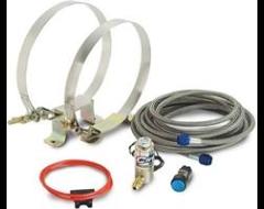 Design Engineering Universal Carbon Dioxide Installation kits
