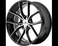 Adventus Wheels AVX-6 - Gloss Black Machined