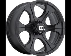 Dick Cepek Wheels DC Blackout - Black