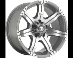 Dick Cepek Wheels Gun Metal 7 - Gray