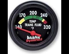 Banks Power Engine Oil Temperature Gauge
