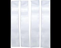 Coast To Coast International Stainless Steel Body Pillar Covers