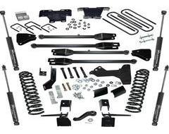 Superlift Suspension Lift Kit