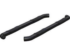 Aries 3 in. Round Side Nerf Bars