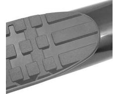 Westin Pro Traxx 4 in. Oval Nerf Step Bars