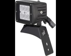 Go Rhino Hood Latch LED Light Mounting Brackets