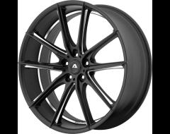 Adventus AVX-10 Series Wheels - Matte black milled
