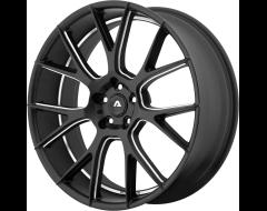 Adventus AVX-7 Series Wheels - Matte black milled