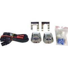 Westin Perfect Match License Plate Light Kit