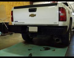 TrailFX Rear Bumper