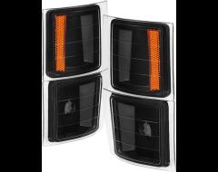 Spyder XTune Corner Lights