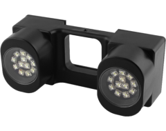 Spyder XTune Tow Hitch LED Working Lights