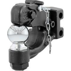 Curt Combination Ball and Pintle Hook