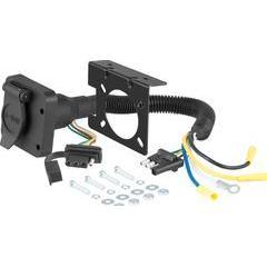 Curt Duplex Electrical Adapters