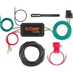 Curt Powered 3-To-2-Wire Taillight Converter