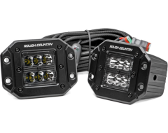 Rough Country Black Series CREE LED Work Lights