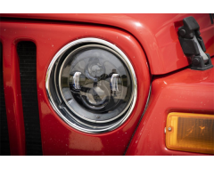 Rough Country LED Projection Headlight Assembly