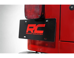 Rough Country License Plate Adapter