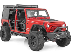 Rough Country Powder Coated Hood Louver