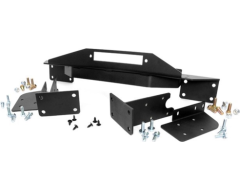 Rough Country Winch Mounting Plate System
