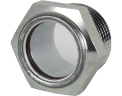 aFe Power Differential Cover Oil Level Sight Glass