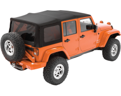 Bestop Twill Replace-A-Top Soft Top